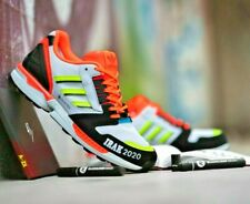 Adidas Originals IRAK ZX 8000 GTX Mens Red Grey Black Shoe Trainer Sneaker