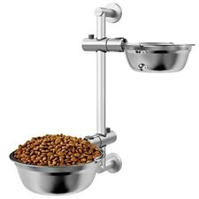 Pedy Adjustable Raised Pet Bowl