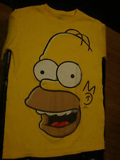 Cool Homer Simpson T-Shirt, Size Small, Great Condition!