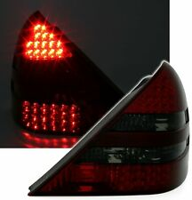 Tail Lights pour Mercedes R170 SLK 96-04 Red Smoke LED BE LDME53EP XINO BE