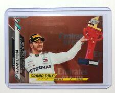 Topps Chrome Formula 1 2020 Formel 1 - Card 137 - Lewis Hamilton - GP Winners
