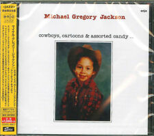 Cowboys, Cartoons and Assorted Candy by Michael Gregory Jackson (CD, Feb-2015)