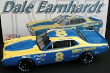 Dale Earnhardt, Sr #8 10,000 RPM 1/24 Action 1975 Dodge Charger LE 1st CUP Ride
