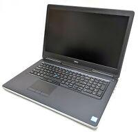 "Dell Precision 7710 17.3"" Laptop Intel i7-6920HQ 2.90GHz No RAM/HDD/OS 9ZTYZF2"