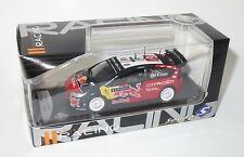 1/43 Citroen C4 WRC Red Bull  Rally Ireland 2009  S.Loeb / D.Elena
