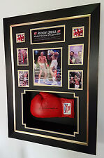 *** NEW Anthony Joshua Signed Boxing Glove Autograph v KLITSCHKO Display **