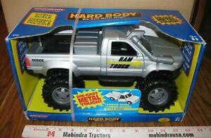 """1999 Dodge Ram 1500 Snorkel Pickup Truck Tootsie Toy 1:18 Metal 12"""" monster NIB"""