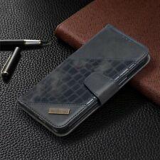 Funda billetera de cuero magnética p/ Samsung Galaxy A71 A51 A41 A70 A50 A20 A10