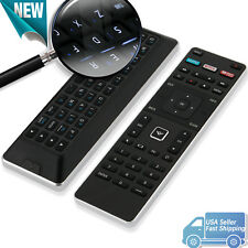 XRT500 for Smart TV Vizio Remote Control with Qwerty Keyboard Back-light M50C1