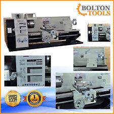 "10"" x 22"" Mini Bench Top Metal Lathe Precision BT1022 Belt Driven Machine"