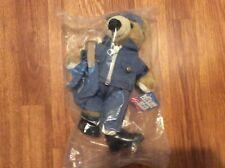 "US Postal Service Bear - Patriot Bear - NEW in WRAPPER 10"" Tall"