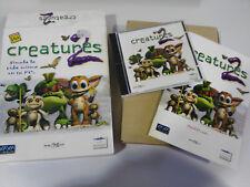 CREATURES 2 ESPAÑOL MINDSCAPE CAJA GRANDE - JUEGO PARA PC CD-ROM ESPAÑOL