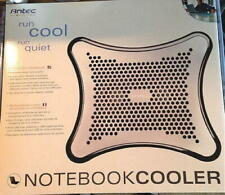 ANTEC USB Powered QUIET Cooler Pad Laptop Notebook Computer Fan & Cable NEW