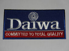 Daiwa Patch Sew on or Iron On Fishing & Angling