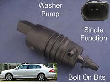 Front Windscreen Washer Pump Skoda Superb Mk2 Hatchback 2008 2009 2010 2011 etc