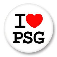 Porte clé Keychain Ø45mm ♥ I Love You j'aime Paris Saint Germain PSG