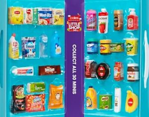 Coles Little Shop Individual Shopping Items / Toys *Seasons 1 And 2* ( LIMITED )