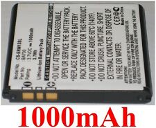 Battery 1000mAh type BA700 For SONY ERICSSON Xperia Ray