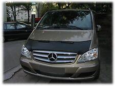 MB Mercedes Benz Vito Viano W639 2003-2014 CUSTOM CAR HOOD BONNET BRA DE CAPOT