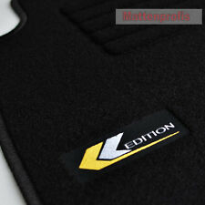 Logo Edition Velours Fußmatten 4-teilig für Opel Corsa B ab Bj.03/1993 - 2002 PF
