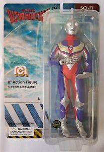 "Mego Ultraman Tiga 8"" Figure Sci-Fi Wave 13 In Hand!!!"
