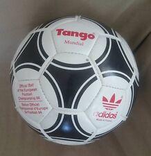 ADIDAS TANGO MUNDIAL EURO 1984 BALON BALL. EUROCOPA 1984 FRANCIA FRANCE e4966200531e6
