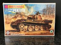 *SHIPS FREE to the US* MATCHBOX 1/76 Pz Kf V Ausf F PANTHER Tank  *SUPER RARE*