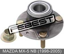 FRONT Wheel Hub For Mazda Mx-5 Nb (1998-2005)