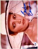 Barbara Carrera Bond Girl Psa Dna Coa Hand Signed 8x10 Photo Autograph Authentic