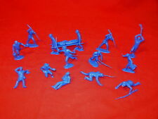 19A ACW Union Soldiers 54mm 2nd Issue CTS Marx Giant Blue Grey Recast playset