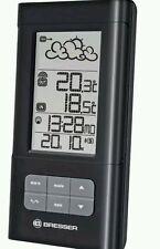 BRESSER Wetterstationen mit Außentemperatur-Anzeige