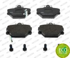 FERODO BRAKE PADS FRONT - SMART CABRIO A450 2003-2004 - 0.7L - FDB1162