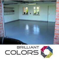 7,99€/Liter Acrylversiegelung Weichmacherbeständige Bodenfarbe Betonfarbe Garage