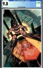 💥💥 BATMAN #96 1st APPEARANCE OF CLOWNHUNTER -MARCH COVER CGC 9.8  💥💥