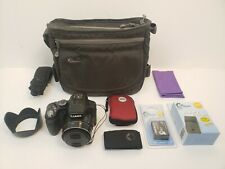 ***EXCELLENT*** Panasonic LUMIX DMC-FZ200 12.1MP Digital Camera w/ Extras