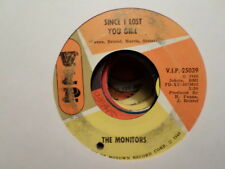 VIP 45 RECORD/MONITORS/SINCE I LOST YOU GIRL/DON'T PUT OFF TIL TOMORROW TODAY/VG