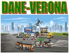 Lego - PIAZZA DELLA CITTA' - City Square (60097) City