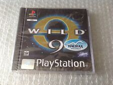 Wild 9 Sony Playstation 1 Psx Ps1 Sealed Sigillata  1 Stampa# Halifax