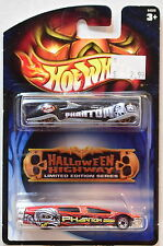 HOT WHEELS 2 CAR PACK HALLOWEEN PHANTASTIQUE - SENTINEL 400 LIMO