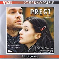 Pregi (DVD) Magdalena Piekorz (Shipping Wordwide) Polish film