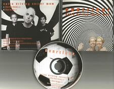 EVERCLEAR Volvo Driving Soccer mom BALL PICTURE DISC w/CLEAN TRK PROMO CD single