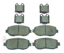 FRONT & REAR BRAKE DISC PADS NEW FULL SET FOR LEXUS IS300 2000-2006 MINTEX
