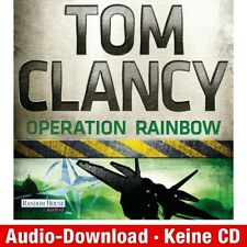 Hörbuch-Download (MP3) ★ Tom Clancy: Operation Rainbow