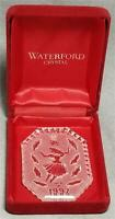 Waterford Crystal Ornament 12 Days of Christmas 9 Ladies' Dancing1992  - w/ Box