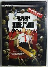 Brand New Gift Ready Shaun of the Dead 2004 Ws Dvd Simon Pegg Kate Ashfield