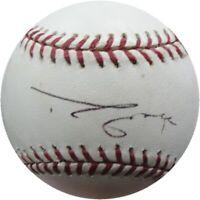 Jerome Williams Hand Signed Official Major League Baseball MLB W/ COA