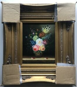"""Framed Traditional Oil Paintings 16x18"""""""