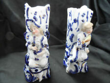 White Antique Original Pottery Vases
