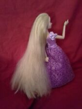 Disney Store Doll Rapunzel Tangled Princess (ARTICULATED ARMS / JOINTED KNEES)