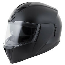 Scorpion EXO-900X Solid Modular Flip Up Motorcycle Helmet Matte Black XSmall XS